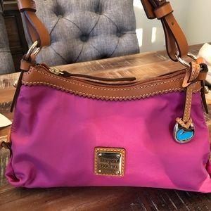 Dooney & Bourke Small Pink Shoulder Bag